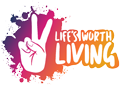 Life's Worth Living Logo